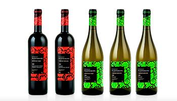 На шампанское - индивидуальный дизайн этикеток на бутылки