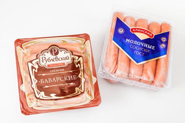 Изготовление этикеток на колбасную продукцию
